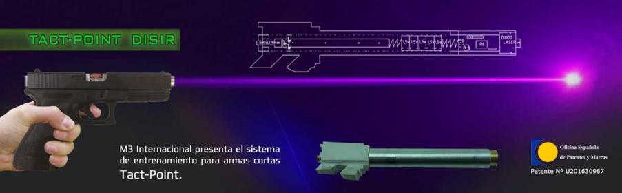 TACT-POINT: Dispositivo Interno Se�alador de Impactos Reactivo