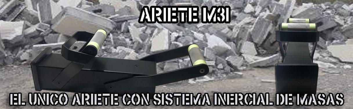 Ariete M3I - el �nico Ariete con sistema inercial de masas